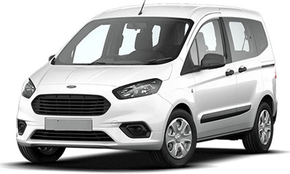 FORD COURİYER 1.5 TDCI DELUX